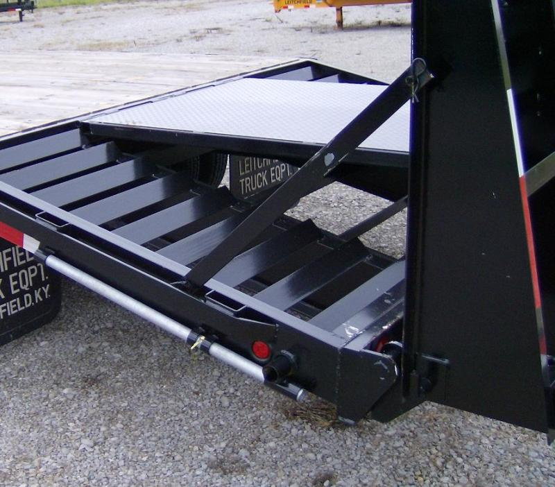 self cleaning car leitchfield truck trailer equipment trailers
